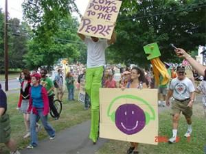 Grassroots Community Organizing